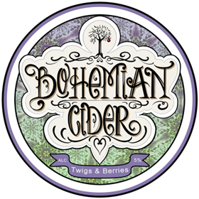 Twig and Berries -    Oak Aged Cider with Black Currant